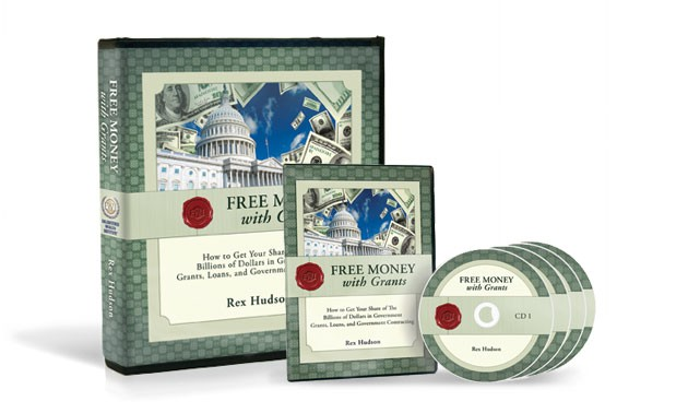 Free Money With Grants CD