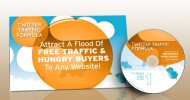 Tweet Traffic Formula CD