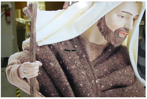Nativity Joesph